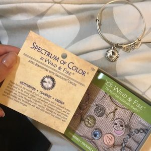 Wind & Fire Jewelry - New Swarovski crystal birthstone bracelet